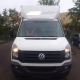 5420//VW CRAFTER 2.0 TDI ( Koffer ) cu lift hidraulic - Utilitare auto