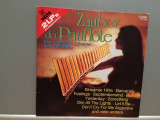 MAGIC OF PANFLUTE - DINU RADU - 2LP SET (1984/DELTA/RFG) - Vinil/Impecabil (M-), universal records