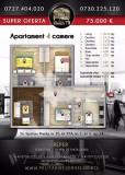 Apartament 4 camere, 97mp, Sebastian, Bucuresti, Etajul 3