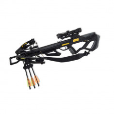 Set arbaleta compound EK Archery Guillotine M+ Black
