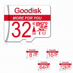 Card memorie micro SD 32 GB. Cls. 10, Goodram