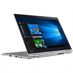 Laptop Lenovo X1 Yoga 2nd gen 14 inch WQHD Touch Intel Core i7-7500U 16GB DDR4 1TB HDD Win 10 Pro Silver