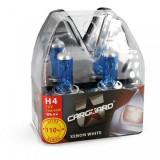 Set Bec Halogen H4 - 100/90W + 110% intensitate Alb Xenon