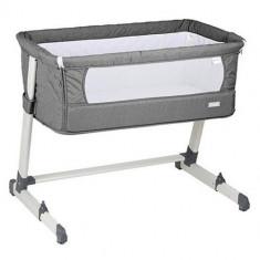 Patut Co-Sleeper 2 in 1 Together Grey, BabyGo