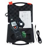 Instrument Digital de Măsurare Luminozitate în Lux Scală de Măsură între