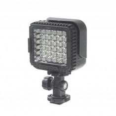 Nanguang CN-LUX360 lampa video cu 36 LED-uri - Lampa Camera Video