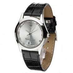 Ceas original Yves Camani Twinkle Black/Silver - Ceas dama Yves Camani, Elegant