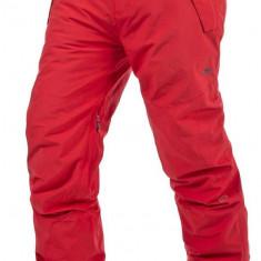 Pantaloni ski Trespass Rankin Rosu M - Echipament ski Trespass, Barbati