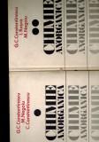 Chimie anorganica - G C Constantinescu, M Negoiu, vol 1, 2, M. Constantinescu
