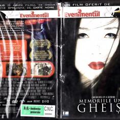 Memoriile unei Gheise - Film Colectie columbia pictures, DVD, Romana