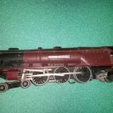 Locomotiva vintage full metal  horby duoblo meccano  16.5 mm ho colectie