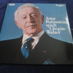 Artur Rubinstein - Rubinstein Spielt Chopin - Walzer _ vinyl, LP _ RCA (Elvetia) - Muzica Clasica rca records, VINIL
