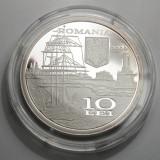 10 lei 2009 100 de ani de la inaugurarea Portului Constanta - Moneda Romania