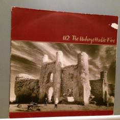 U2 - THE UNFORGETTABLE FIRE (1984/ISLAND rec/RFG) - Vinil/Vinyl/Analog - Muzica Rock universal records
