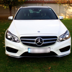 MERCEDES-BENZ clasa E 250 CDI 4MATIC, AMG, DISTRONIC, An Fabricatie: 2014, Motorina/Diesel, 50096 km, 2143 cmc