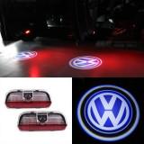 Proiectoare Holograma Led Logo Dedicate VW - 2 buc.- Accesorii Auto