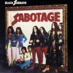 BLACK SABBATH Sabotage LP+CD 2015 (vinyl)