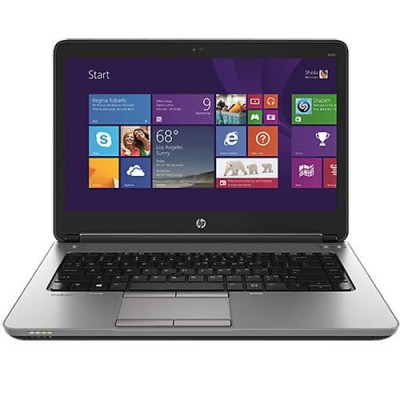 Laptop Refurbished HP ProBook 640 G1, Intel Core Haswell i5-4200M, Intel® Turbo Boost Technology, 4GB Ram DDR3, Hard Disk 500GB, DVDRW, Webcam, Disp foto