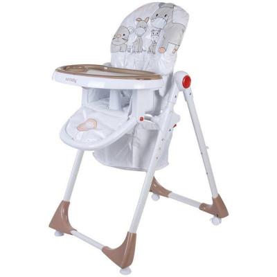 Scaun de masa Comfort Lux - Sun Baby - Maro foto
