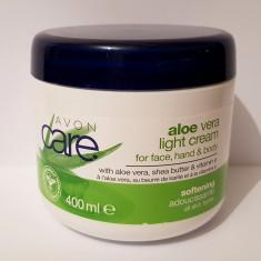Cremă Avon Care cu aloe vera, 400 ml, multifuncționala - Crema de corp