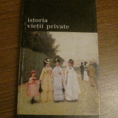 Istoria Vietii Private Vol VIII - 8 - Philippe Aries si Georges Duby - Istorie