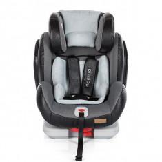 Scaun auto Chipolino Nomad Grey cu sistem Isofix - Scaun auto copii Chipolino, 1-2-3 (9-36 kg)