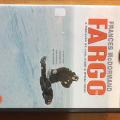 FARGO - 1996 - FILM DVD ORIGINAL - Film Colectie Altele, Engleza