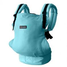 Marsupiu Toddler Wrap Conversion Organic Turquoise - Marsupiu bebelusi
