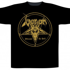 Tricou Venom - Welcome to Hell, L, S