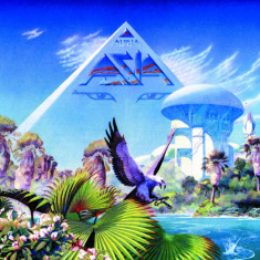 ASIA Alpha (cd) - Muzica Rock