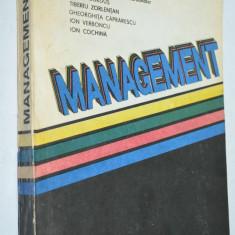 Management - Ovidiu Nicolescu - 1992 - Carte Management
