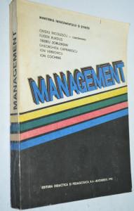 Management - Ovidiu Nicolescu - 1992