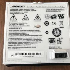 Baterie / Acumulator SoundDock BOSE portable si SounDLink Air/ portabil,testat!