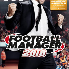 Football Manager 2018 Limited Edition Pc - Joc PC Sega