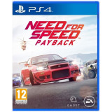 Need For Speed Payback Ps4, Electronic Arts