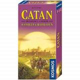 Colonistii din Catan -Extensie Negustori si Barbari 5-6 Jucatori - Joc board game