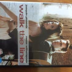 WALK OF THE LINE - 2005 - FILM DVD ORIGINAL - Film drama Altele, Engleza