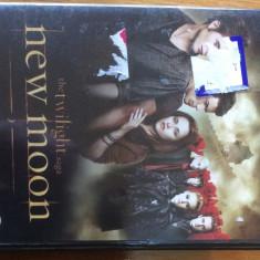 THE TWILIGHT SAGA NEW MOON - 2010 - FILM DVD ORIGINAL - Film Colectie Altele, Engleza