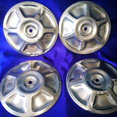 Set 4 capace metalice pentru roti Dacia 1300. - Capace janta
