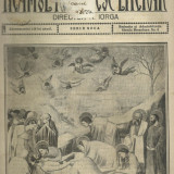 Revista NEAMUL ROMANESC LITERAR - director N.Iorga, 4 aprilie 1926