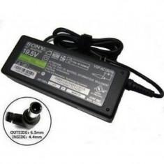 INCARCATOR SONY VGP-AC19V27 19.5V /3.9A-6.5mm x 4.4mm - Incarcator Laptop