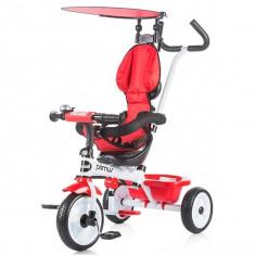 Tricicleta Chipolino Primus Red - Tricicleta copii