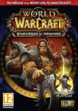 World Of Warcraft Warlords Of Draenor + 90 Level Boost Pc, Blizzard