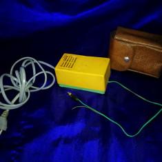 Alimentator stabilizat vechi. Cooperativa radiotehnica Constanta. Transformator