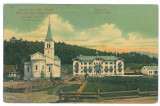 240 - Bukowina, Suceava, VATRA DORNEI, Church - old postcard - used, Circulata, Printata