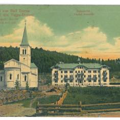 240 - Bukowina, Suceava, VATRA DORNEI, Church - old postcard - used - Carte Postala Bucovina 1904-1918, Circulata, Printata