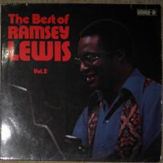 Vinyl/vinil Ramsey Lewis – The Best Of Vol. 2 (jazz), Germany, VG+ - Muzica Jazz