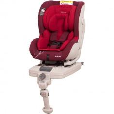 Scaun auto cu Isofix Aurora - Coto Baby - Rosu - Scaun auto copii, 1-2 (9-25 kg)