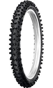 Motorcycle Tyres Dunlop Geomax MX11 F ( 80/100-21 TT 51M M/C, Roata fata ) foto mare