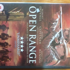 OPEN RANGE -2003 - FILM DVD ORIGINAL - Film drama Altele, Engleza